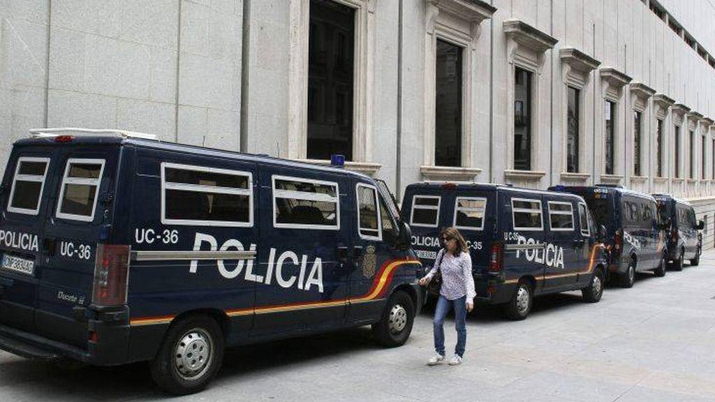 Interior despliega 7.000 agentes para la proclamación del Rey, 2.000 de ellos antidisturbios