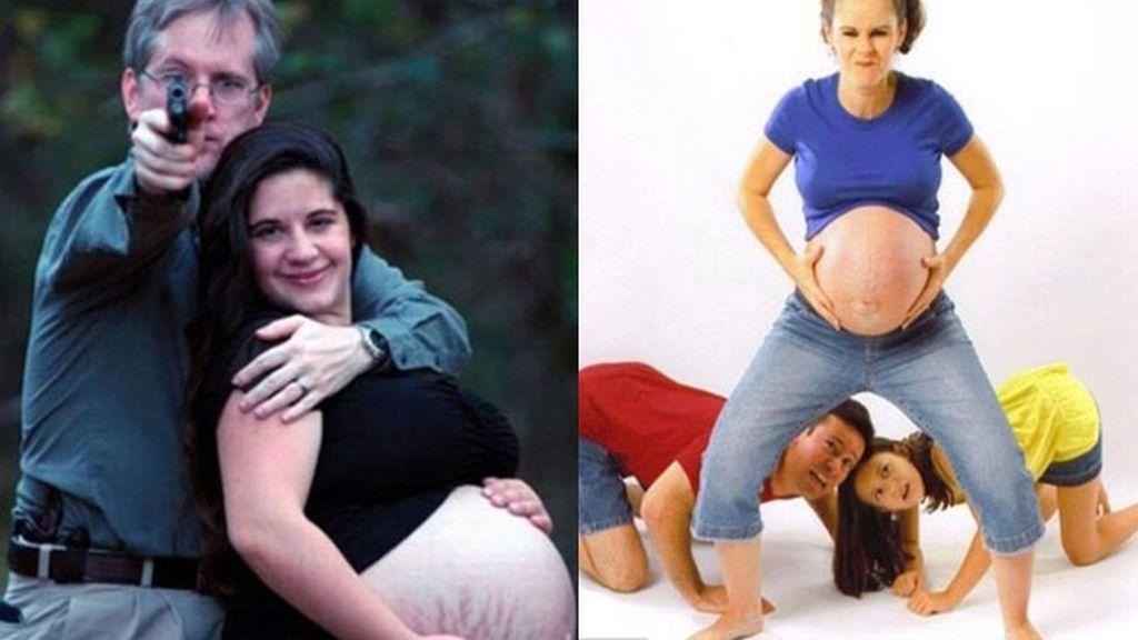 Cómo avergonzar a un hijo antes de que nazca