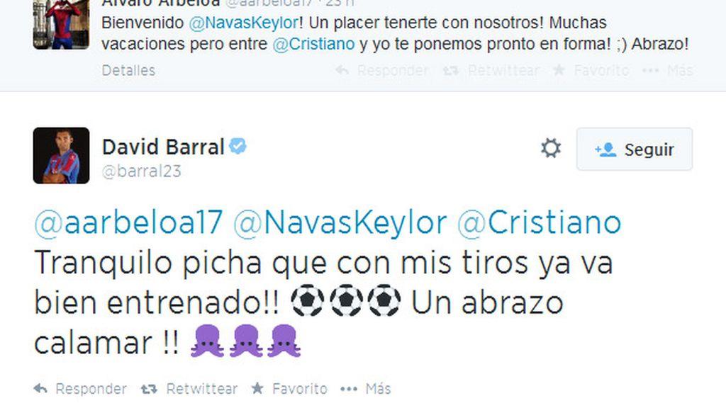 Barral twitter