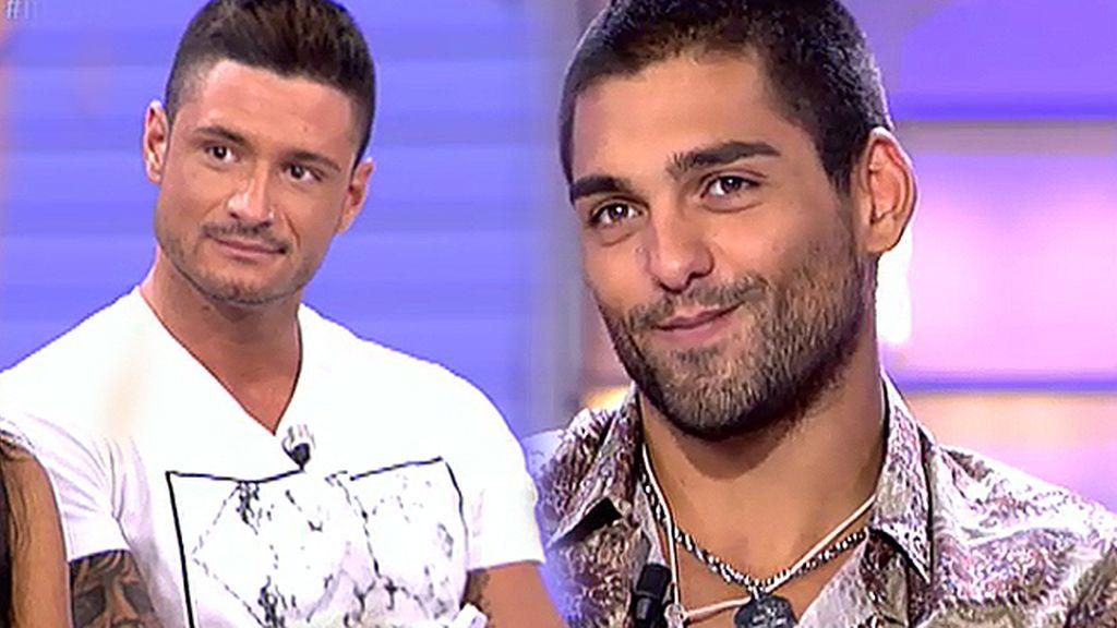 Ángel e Isaac