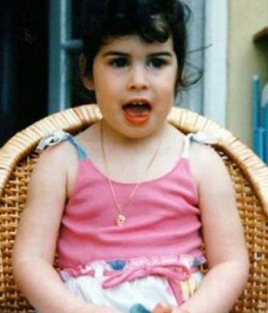 Amy... antes de que todo empezara