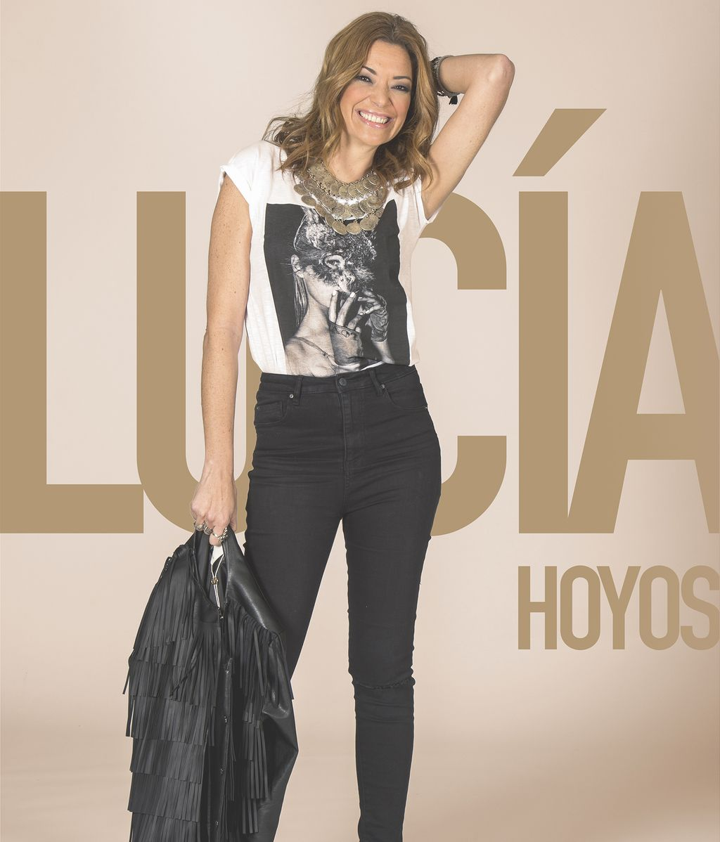 "Lucía Hoyos, modelo, actriz y ""bomba de relojería"""