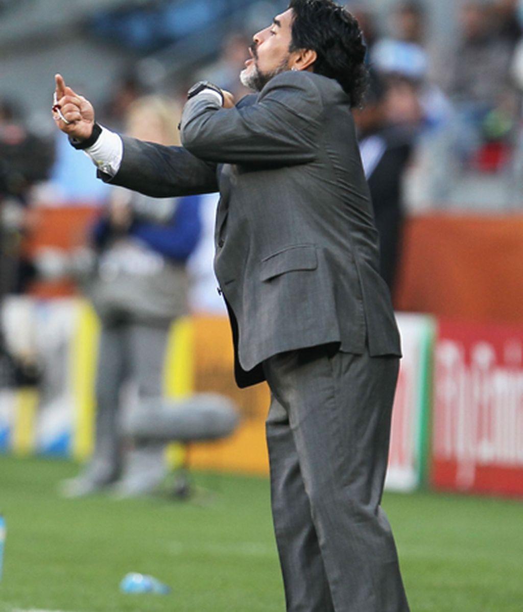 Argentina y Alemania se juegan las 'semis'