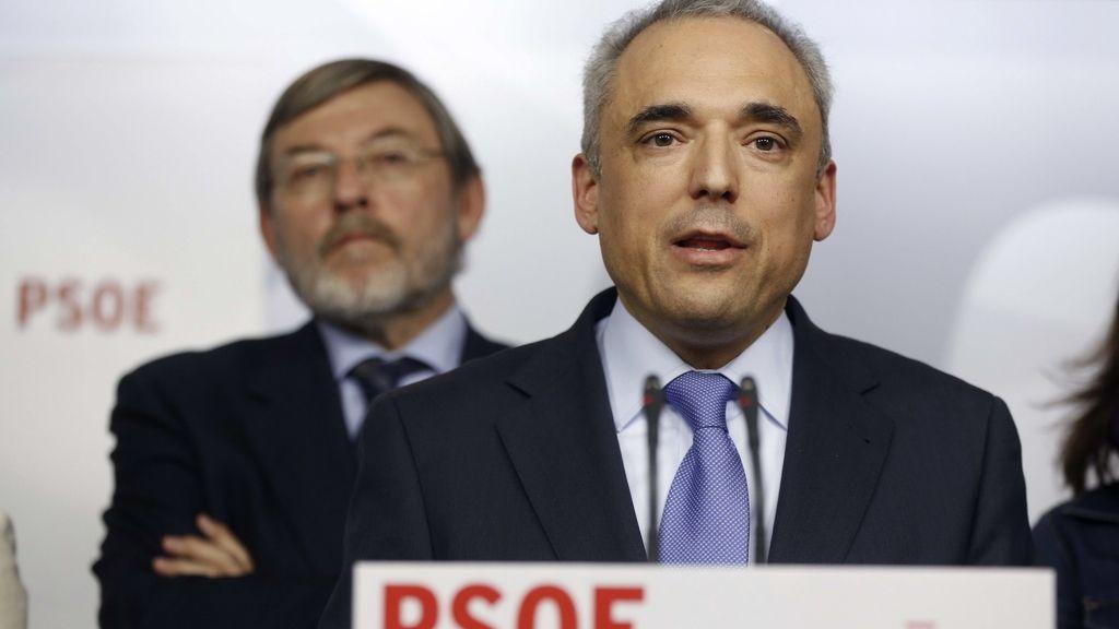 Rafael Simancas, presidente de la gestora del PSM