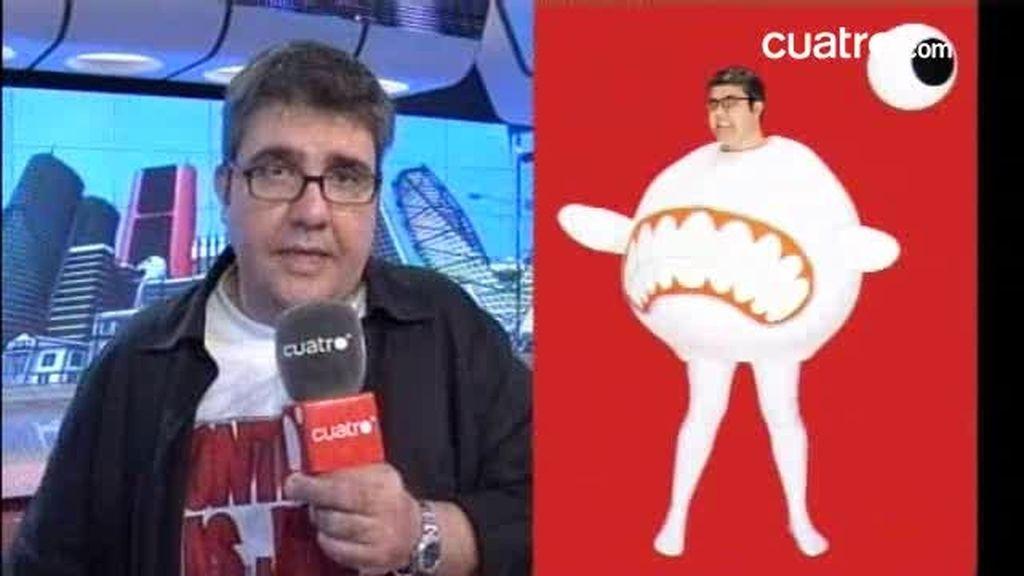 EXCLUSIVA: Florentino Fernández te cuenta sus impresiones antes del estreno