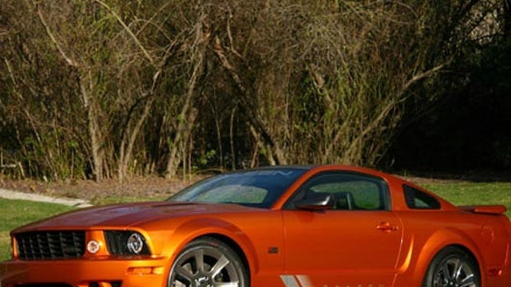 Ford Mustang Glassroof