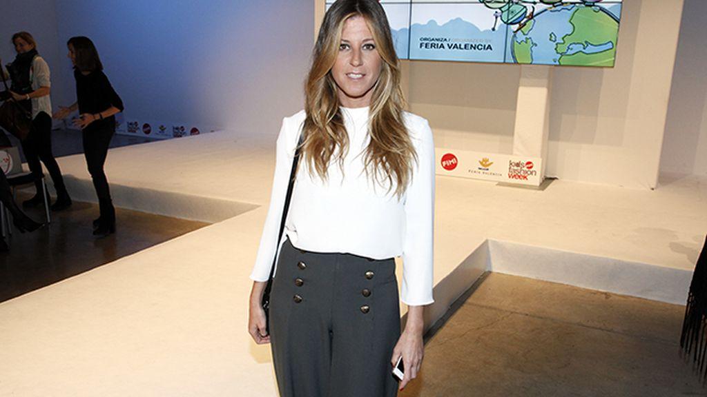 Natalia Álvarez tomó buena nota de los estilismos para los más pequeños