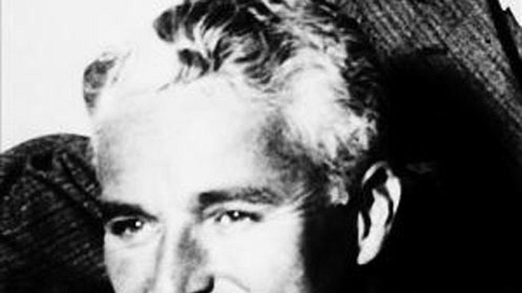 El cineasta Charlie Chaplin en una foto de archivo.