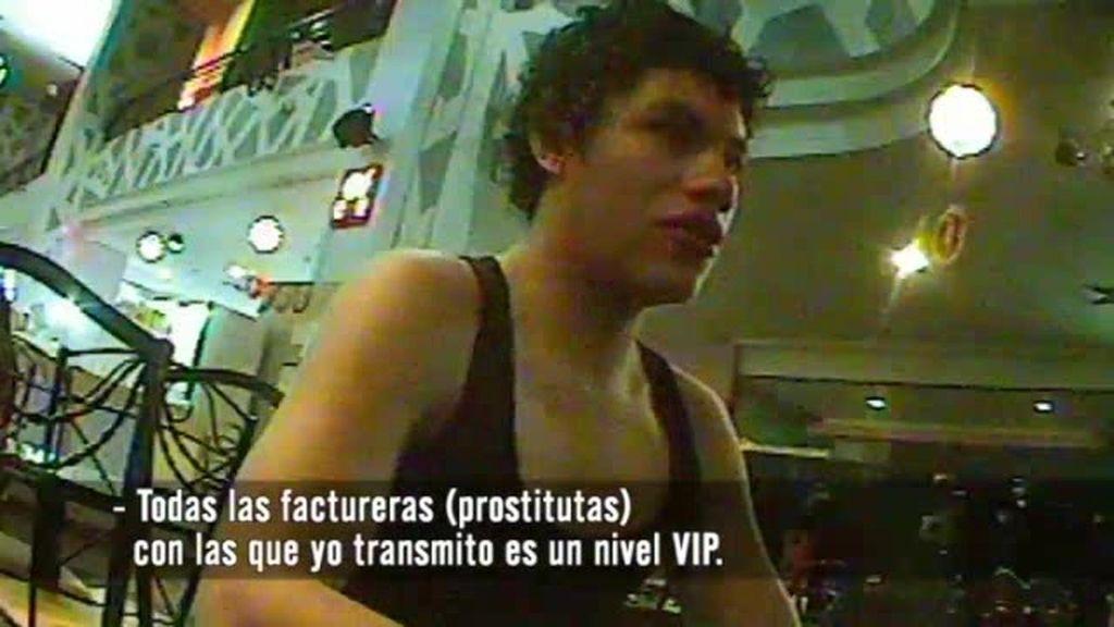 Comprar prostitutas menores en Paraguay