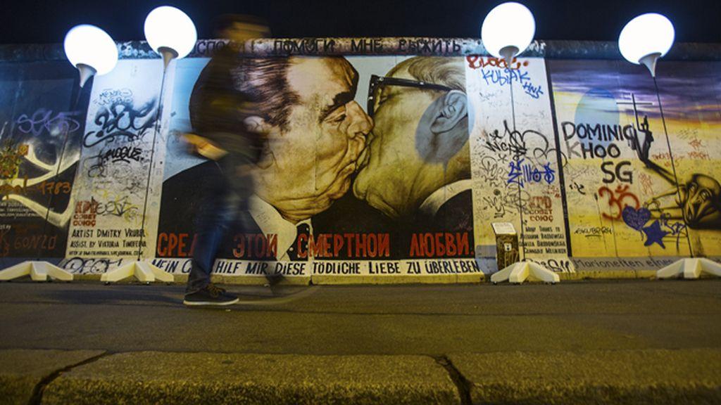 25 aniversario de la caída del Muro de Berlín