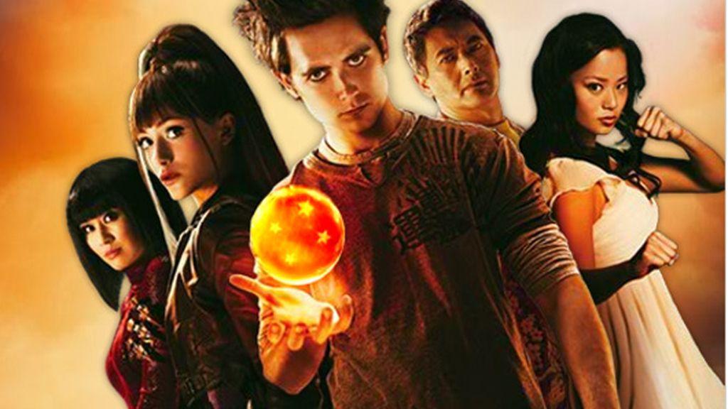 Los protagonistas de dragonb Ball, al cine