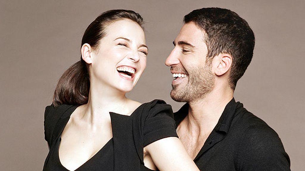 Protagonistas de la nueva producción de Telecinco Cinema, 'Lo mejor de Eva'
