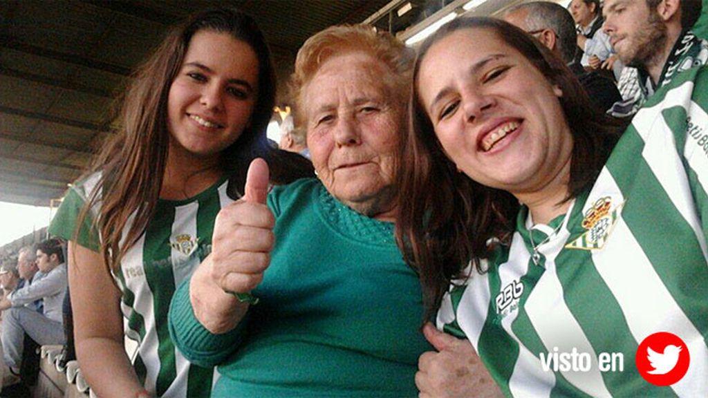 Las seguidoras del Betis celebran su día el 8 de marzo