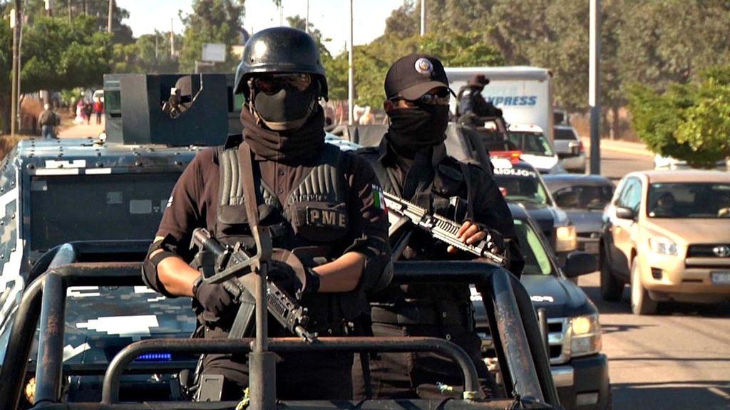 'Policía Internacional' en México