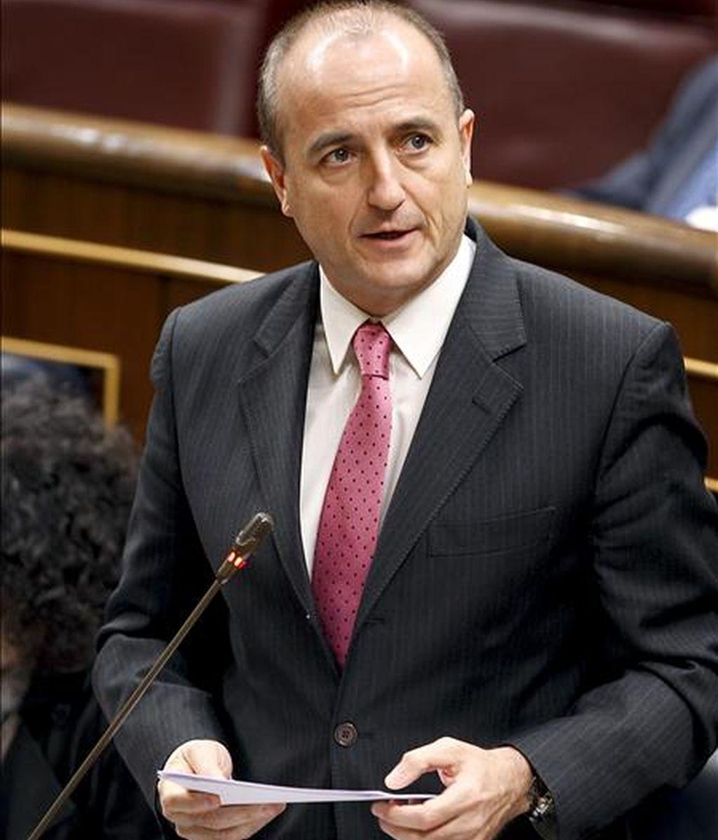 El ministro de Industria, Miguel Sebastián. EFE/Archivo