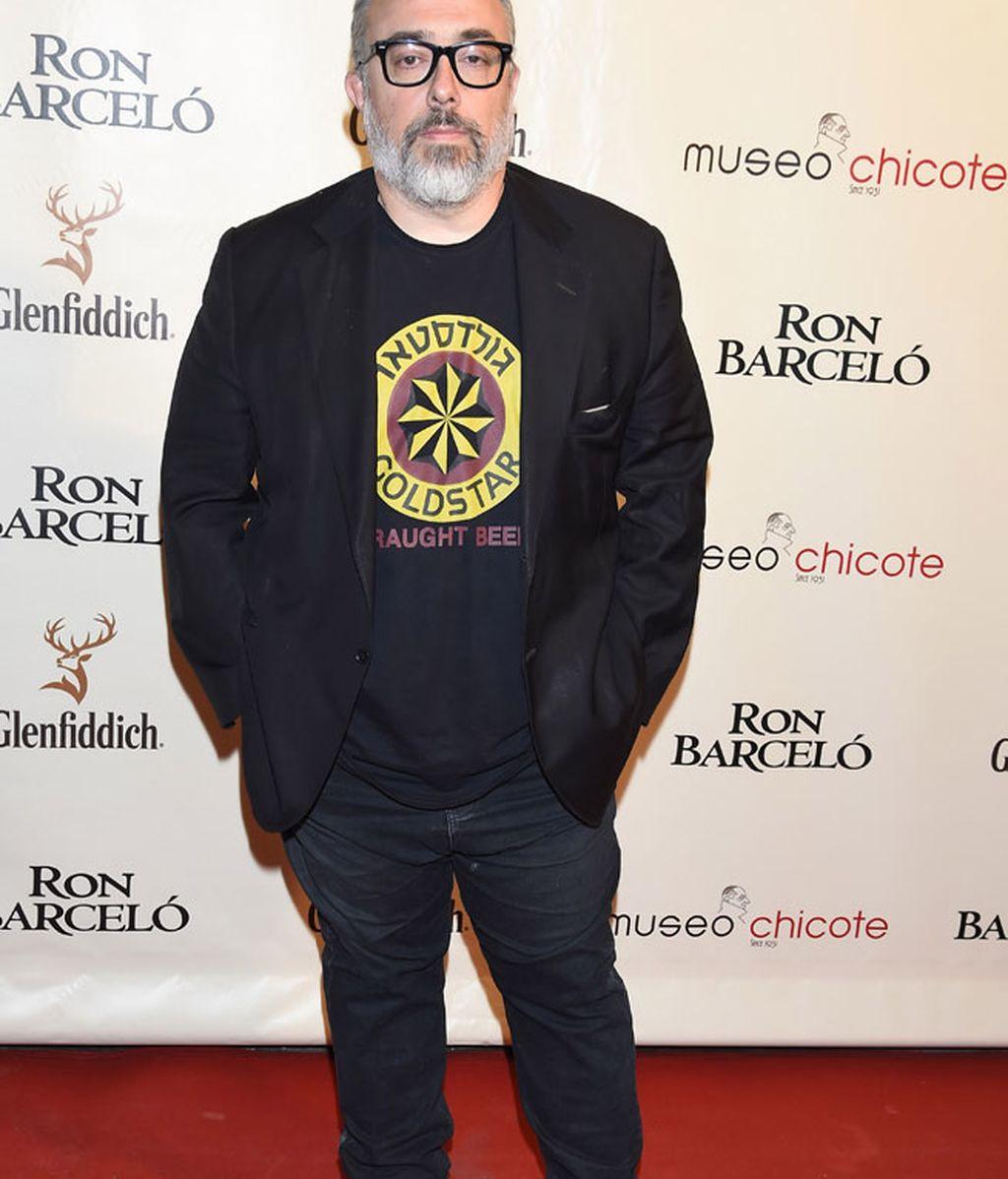 Alex de la Iglesia fue galardonado como director de cine