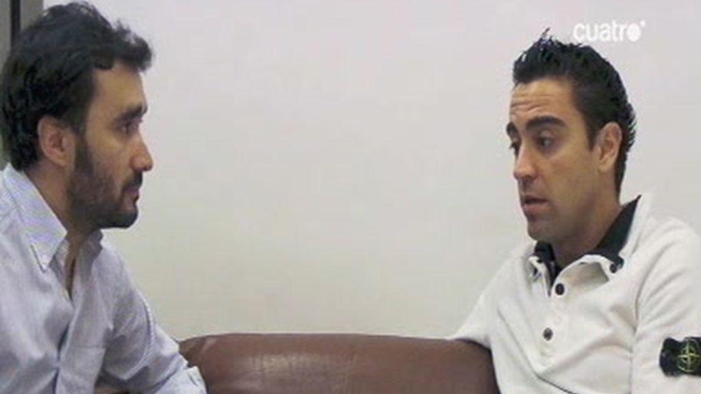 Entrevista de Juanma a Xavi, segunda parte