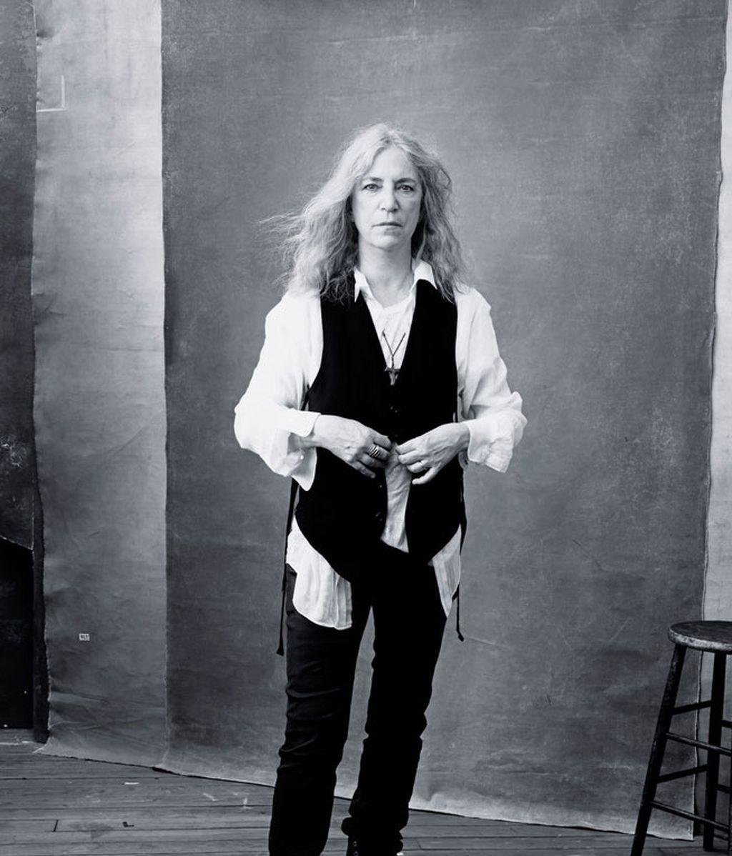 Patti Smith, todo un símbolo