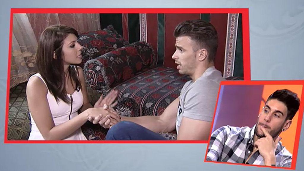 """Anais: """"La actitud de Iván ha hecho que haya tenido dos citas con Cristian"""""""