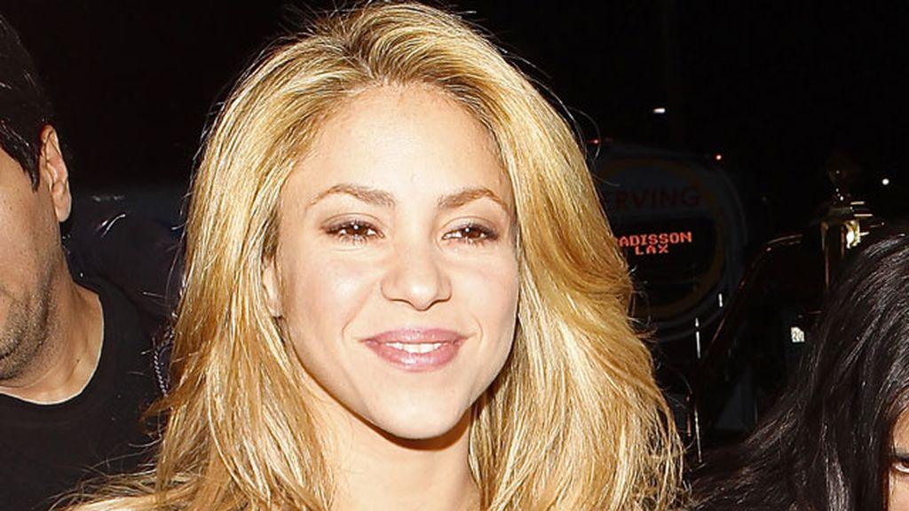 Shakira publicará un nuevo disco a principios de 2014