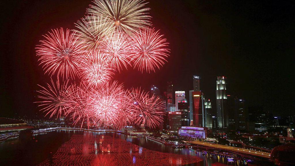 Singapur celebra el 2016