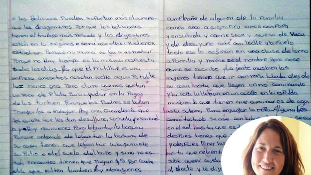 maestra argentina,Lucía Gorricho,es viral,Argentina