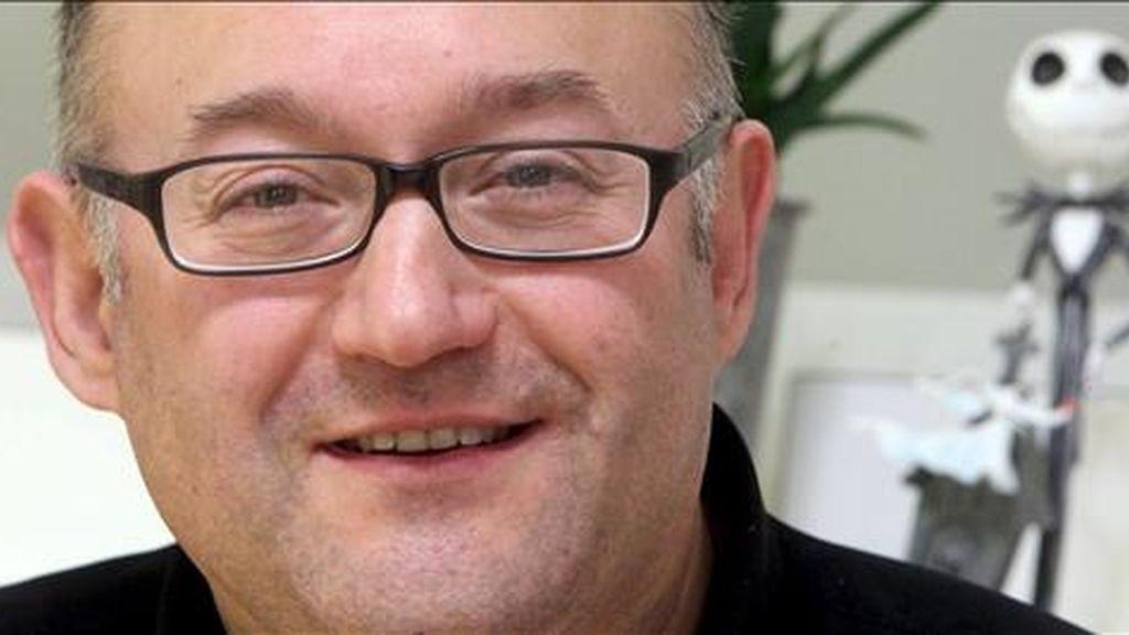 El nuevo director del Festival de Cine de San Sebastián, José Luis Rebordinos, en una entrevista a Efe. EFE