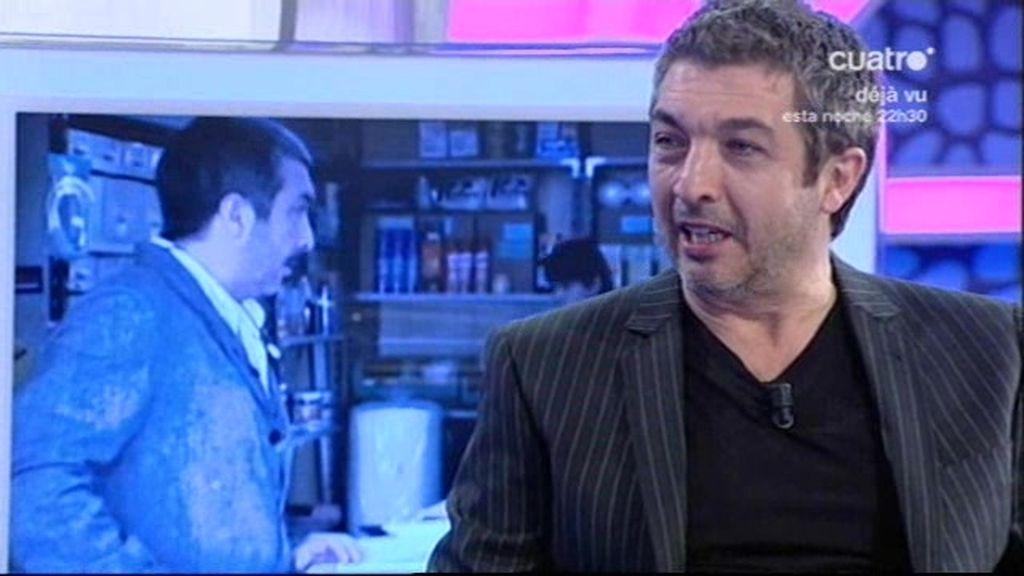 La entrevista' de Ricardo Darín