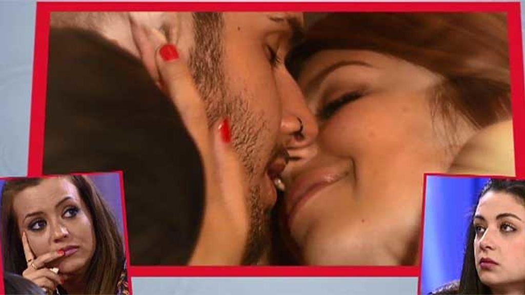 """Iván: """"La verdad que Anais besa súper bien"""""""