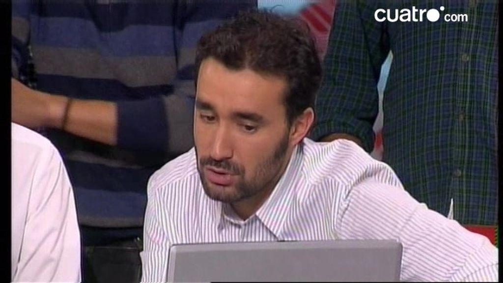Videochat de Los Manolos 25 de noviembre (2 de 3)