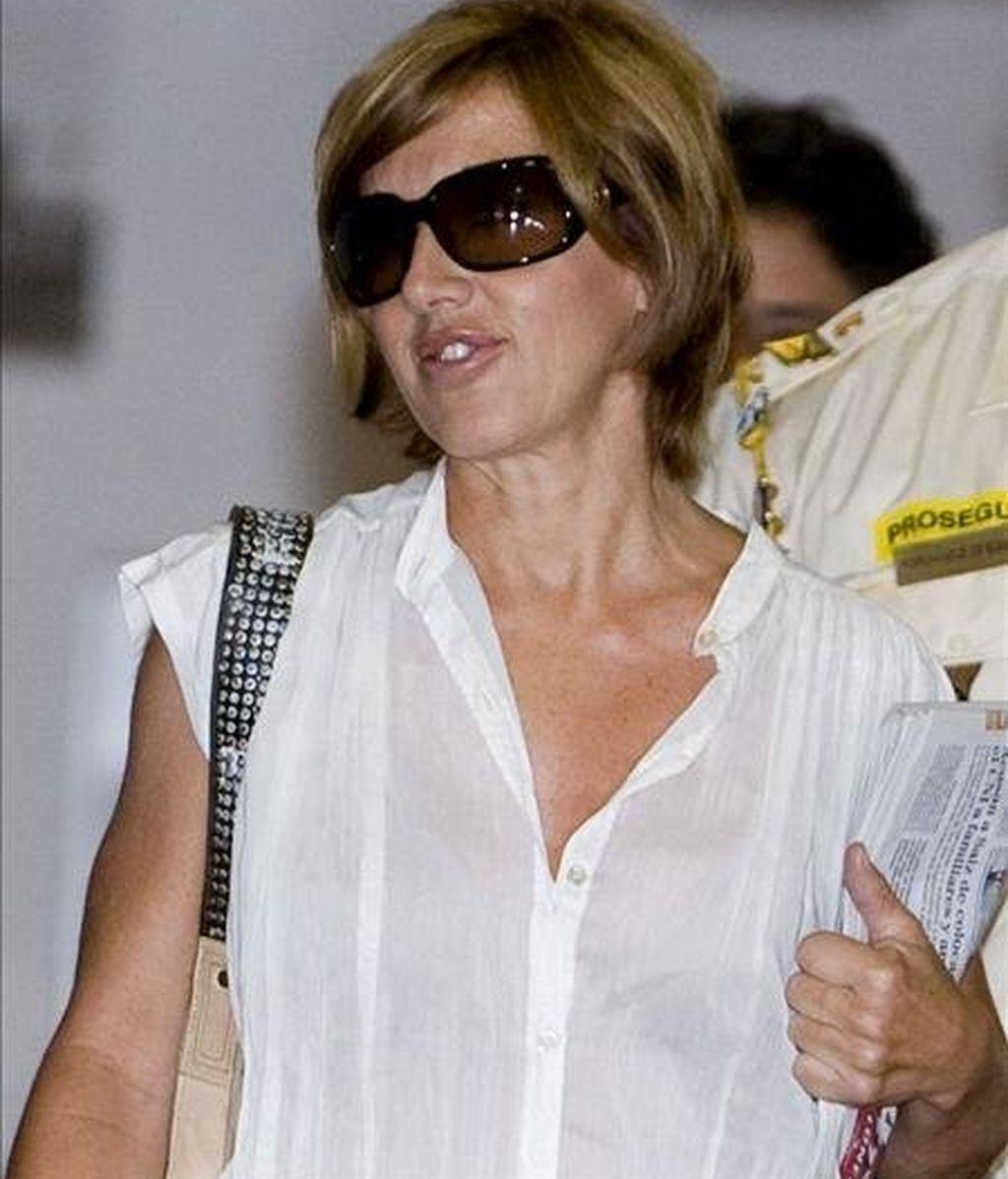 Imagen de archivo de la cantante Ana Torroja