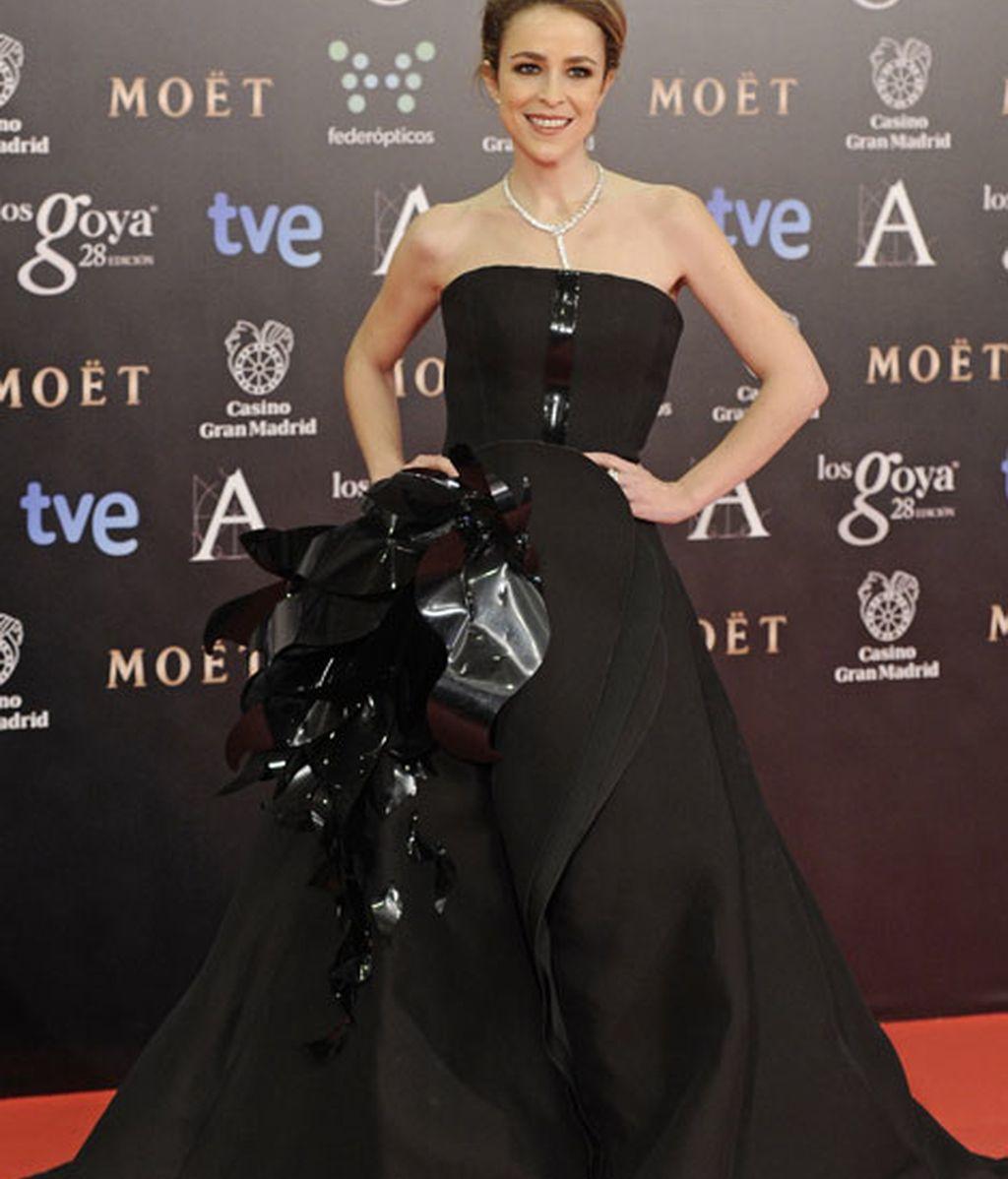 Silvia Abascal de Stephanne Rolland Haute Couture