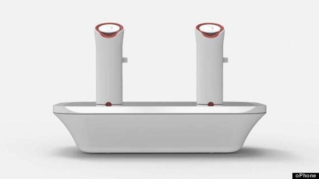 oPhone, la nueva aplicación para recibir olores en el móvil