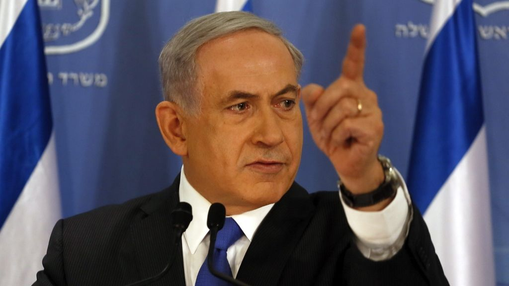 Netanyahu descarta un alto al fuego