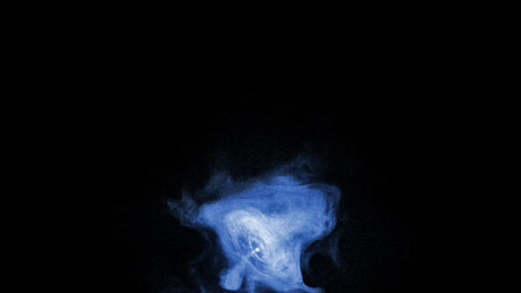La espectacular Nebulosa del Cangrejo