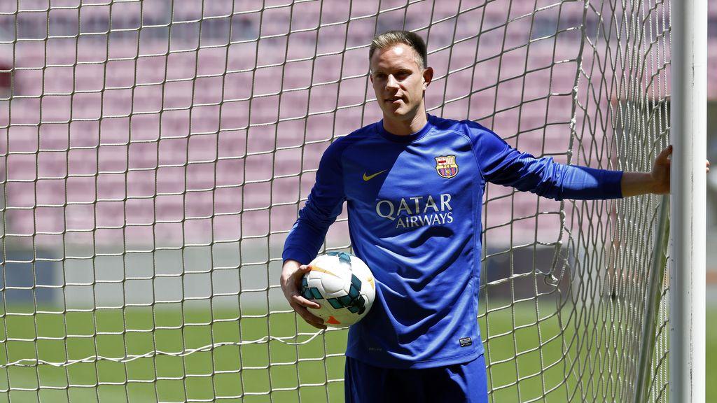 Ter Stegen llega al FC Barcelona por 12 millones de euros
