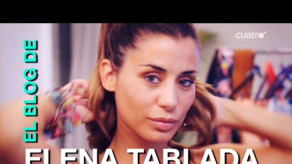 Las claves de Elena Tablada para un perfecto look playero