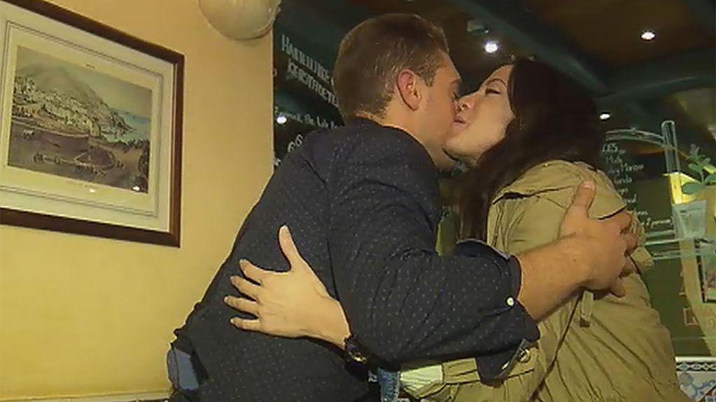 """Rafa, sobre su beso con Samira: """"La he visto entregada a mí"""""""
