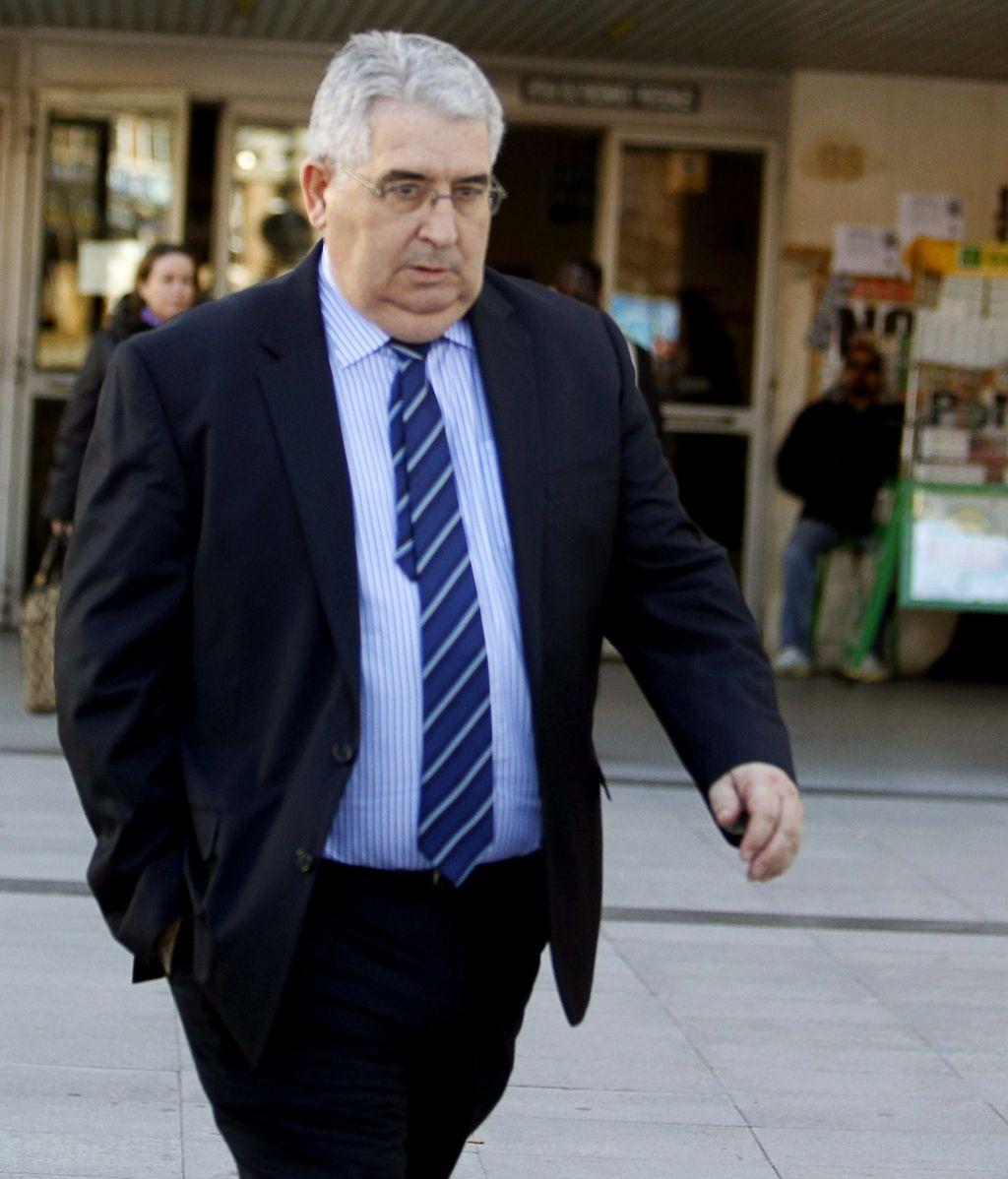 Eustaquio Iglesias, director del colegio Valdeluz