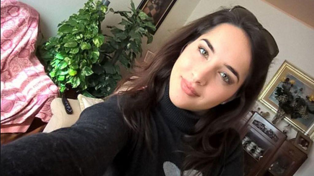 Elena Maestrini, 21 años, estudiante de Empresariales
