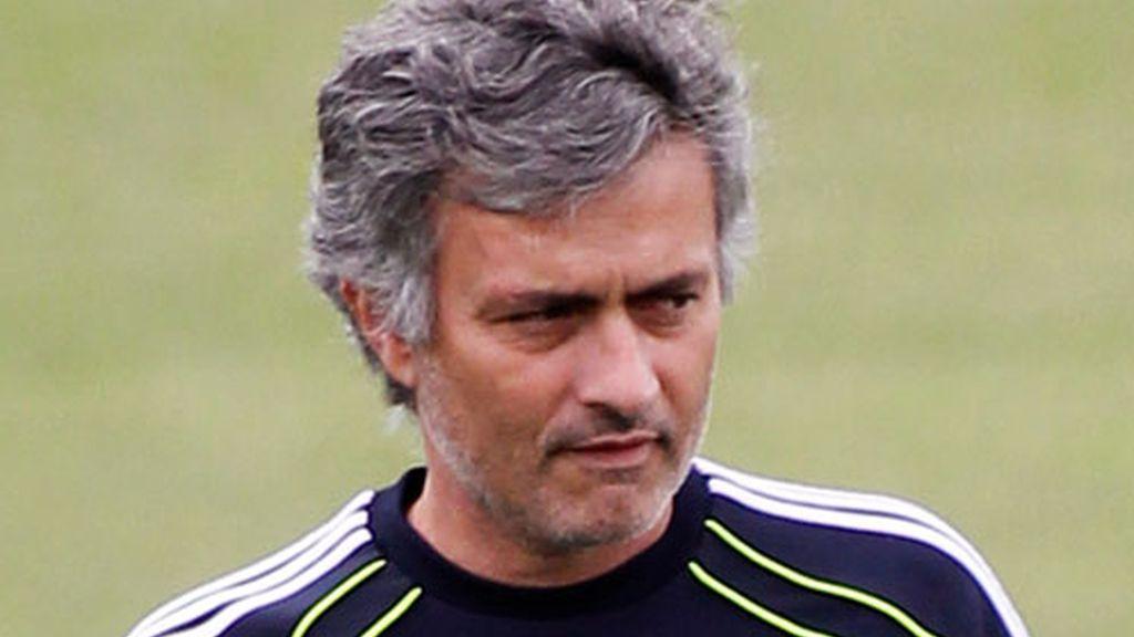 Mourinho no hablará