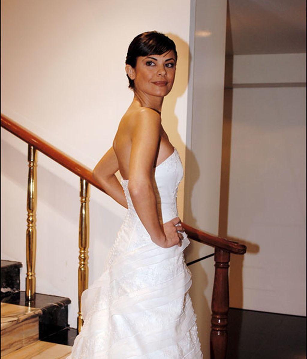 Vestidas de novia y sin pisar el altar