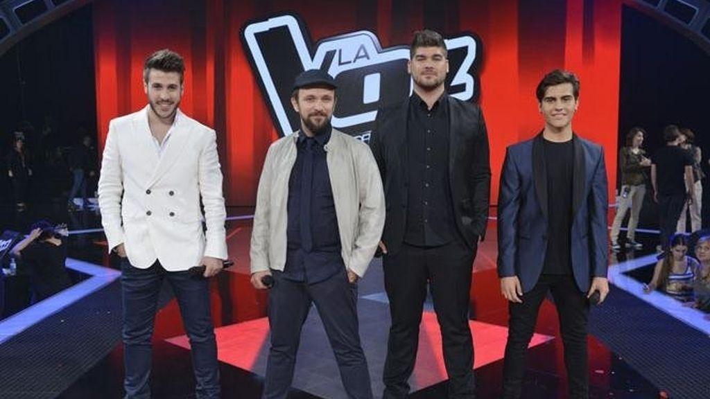 finalistas La Voz