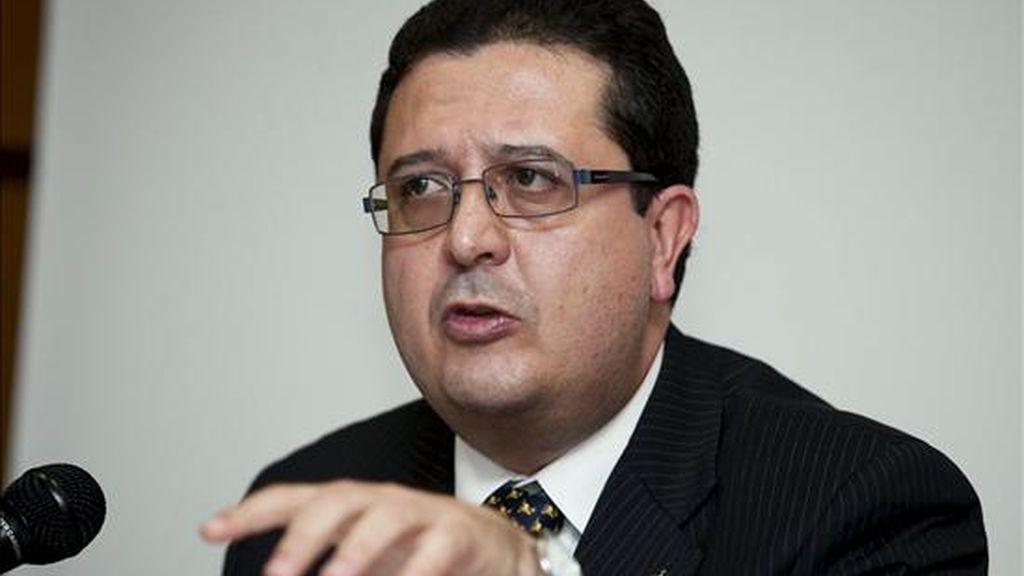 El juez Francisco Serrano. EFE/Archivo
