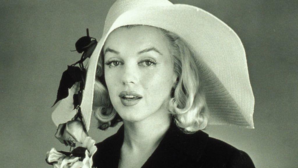 7. Marilyn Monroe, en el top ten a pesar de haber fallecido a los 36