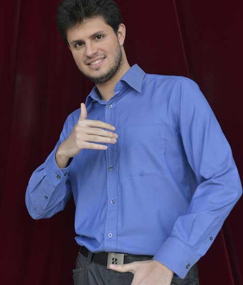 Sergio García, experto en beat-box