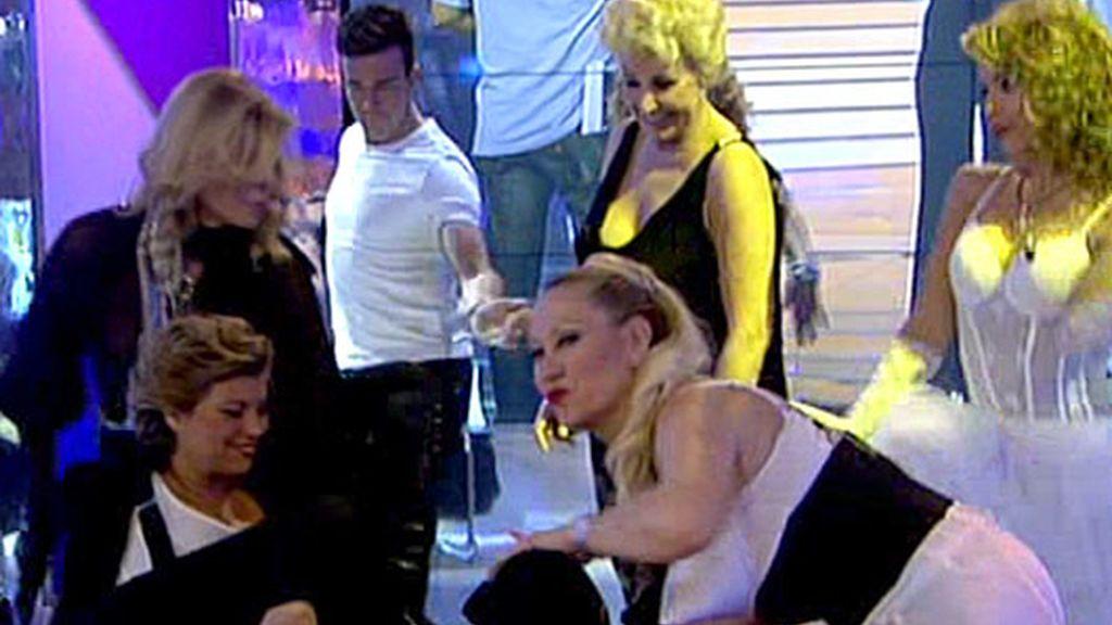 Madonna se apodera de 'MQM'