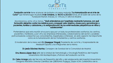 Invitación Mesa Redonda