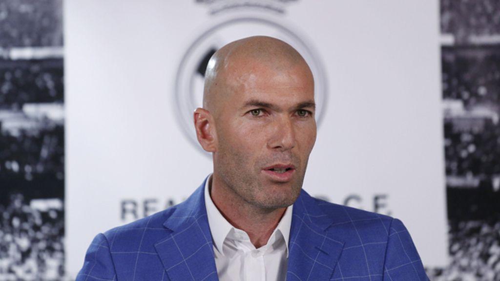 El Real Madrid anuncia la destitución de Rafa Benítez y nombra a Zidane nuevo entrenador