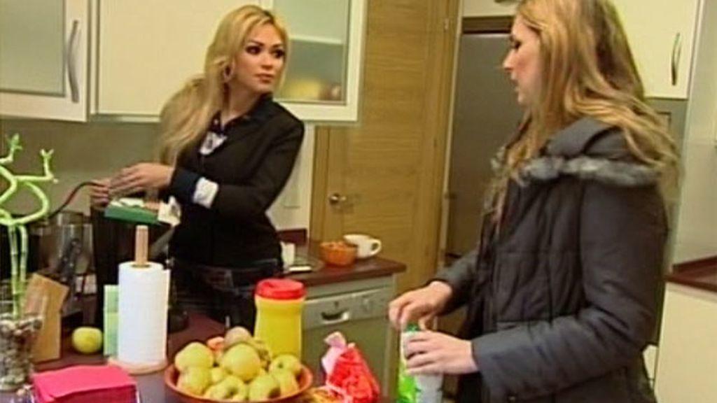 Avance en exclusiva. Paula y Jessica hacen las maletas para abandonar 'Hijos de papá'